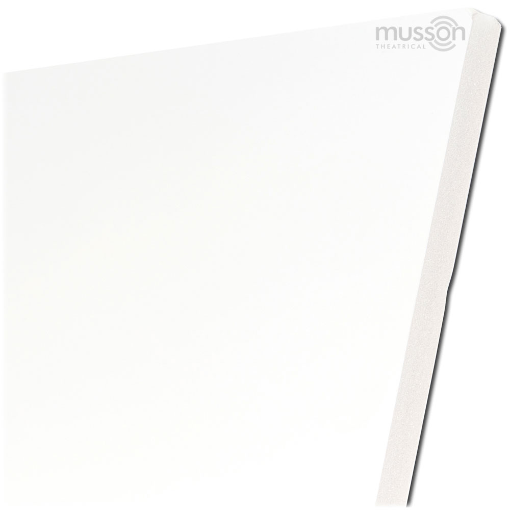 Foam Core 4'x8' Sheet - White (1/2