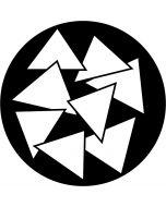 Apollo 2225 - Breakup Triangle, B-size