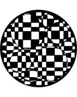 Apollo 2341 - Checkerboard Bubbles, B-size