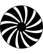 Apollo 2441 - Swirl Dandelion, B-size