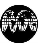 Apollo 2497 - Globe World - C, B-size
