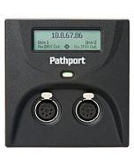 Pathport C-Series 2-port DMX/RDM Gateway