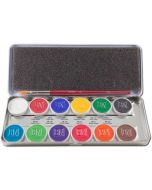MagiCake Palette CFK-12  (12 Colors)
