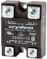 Crydom Single 50A Solid State Relay (SSR)