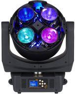 Quad LED Moving Head