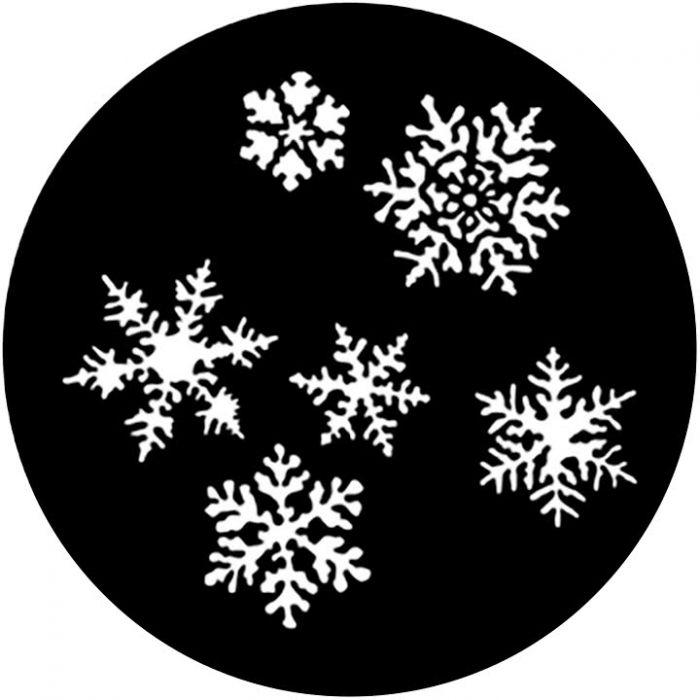 Rosco 77772 - Snowflakes, B-size
