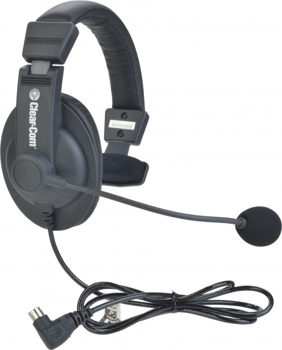30768b94fa8 CC-15 Single Sided Headset