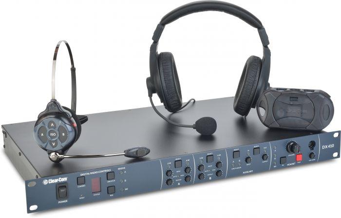 8d4127b4df0 DX410 Wideband Wireless Intercom System