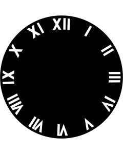 Apollo 2505 - Clock Roman Numeral