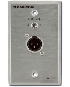 Clear-Com Wall Plate