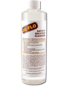Oil-Flo Safety Solvent Cleaner