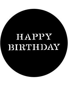 GAM 518 - Happy Birthday