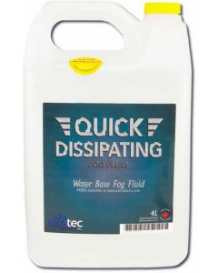 Quick Dissipating Fog Fluid