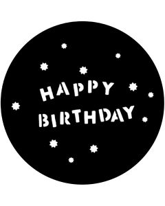 Rosco 77940 - Happy Birthday