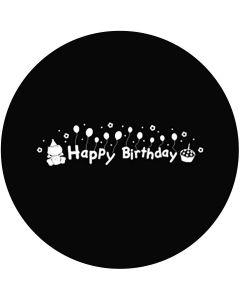 Rosco 78656 - Happy Birthday 3