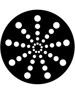 Rosco 79702 - Radial Circles