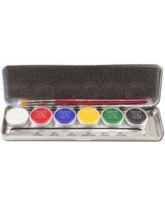 MagiCake Palette CFK-6  (6 Colors)
