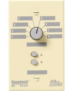 Soundweb 8-position Button Station