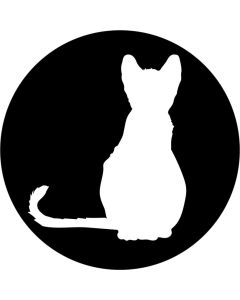 Apollo 9109 - Cat Silhouette
