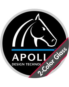 Apollo Custom 2 Color Glass Gobo