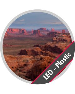 PrintScenic Plastic Custom Gobo for LEDs
