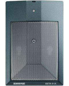 BETA 91A Half-Cardioid Condenser Microphone