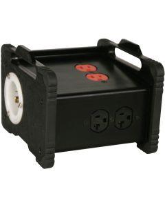 20A Doghouse Bento Box - L21-20 to Duplex