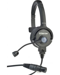 CC-110 Single Ear Lightweight Headset