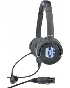 CC-220 Double Ear Lightweight Headset