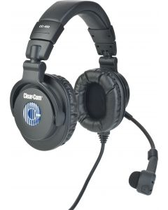 CC-400 Double Ear Standard Headset