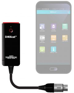 DMXcat Multi Function Test Tool