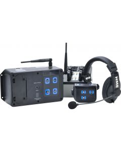 DX100 Portable Wireless Intercom System