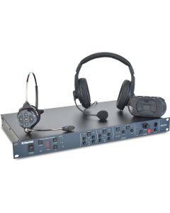 DX410 Wideband Wireless Intercom System