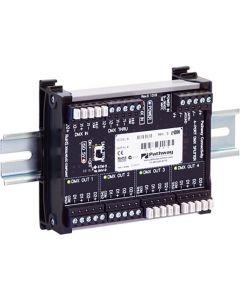 eDIN #1002 DMX Opto-Splitter