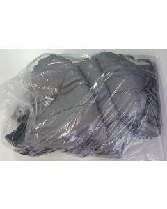 """Grey Velour Panel - 12'-11""""H x 38'-0""""W"""