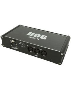 Hog USB MIDI/LTC Widget