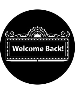 Apollo 9186 - Welcome Back Marquee