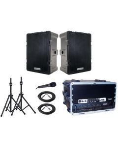 MPA Turn-Key Outdoor Mobile PA System