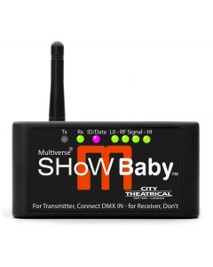 Multiverse SHoW Baby Wireless DMX