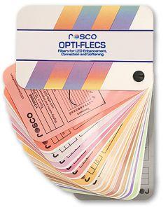 OPTI-FLECS Filters for LEDs