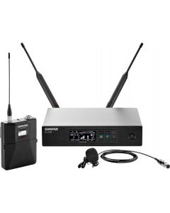 QLXD14/85 Lavalier Wireless Microphone System