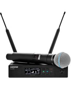 QLXD24/B58 Handheld Wireless Microphone System