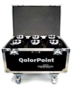 Charging Case for QolorPoint LED Wash