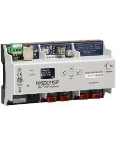 Response Mk2 DIN Four-Port DMX/RDM Gateway