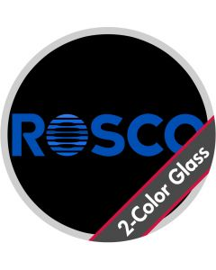 Rosco Custom 2 Color Glass Gobo