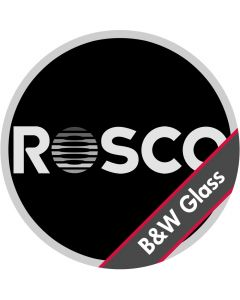 Rosco Custom Black & White Glass Gobo