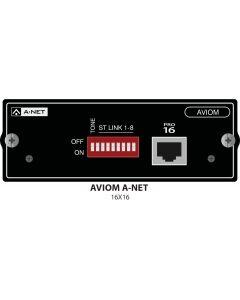Aviom A-NET 16 Si Option Card