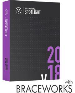 Vectorworks Spotlight 2018 & Braceworks Bundle
