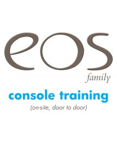Eos Family Console Training