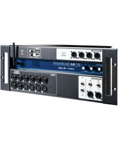 Ui Series Wireless Remote-Controlled Digital Mixer